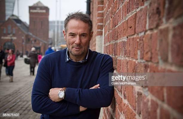 Former leftwing British politician Derek Hatton pictured in his home city of Liverpool Hatton is a former politician broadcaster property developer...