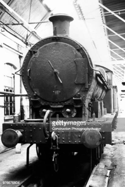 A former LNWR G2 class 080 heavy freight engine