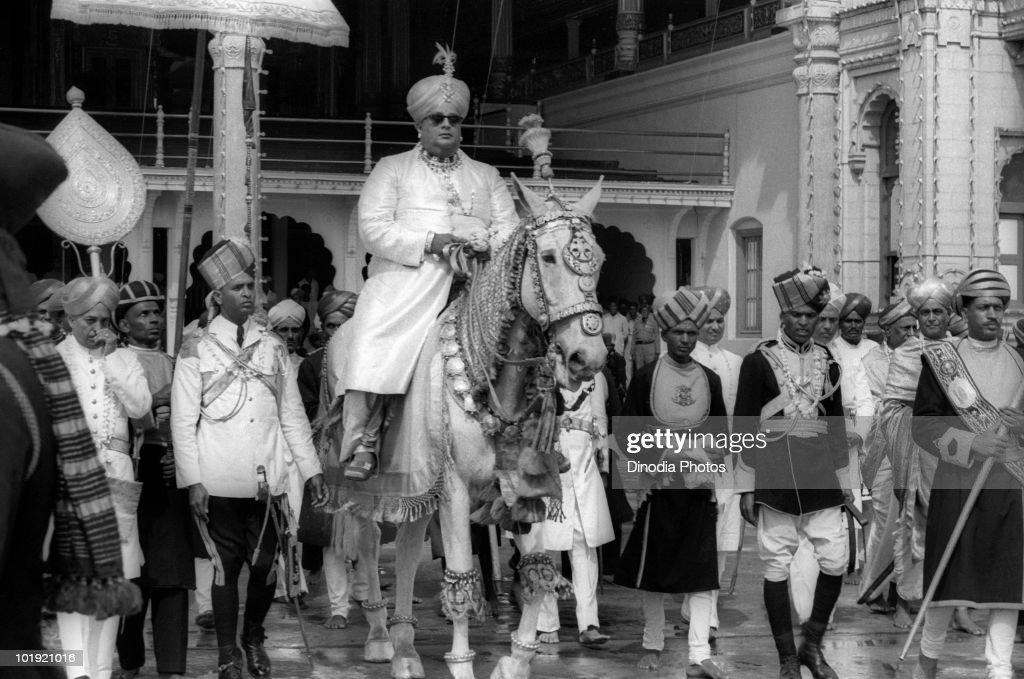 Maharaja Of Mysore : Foto jornalística