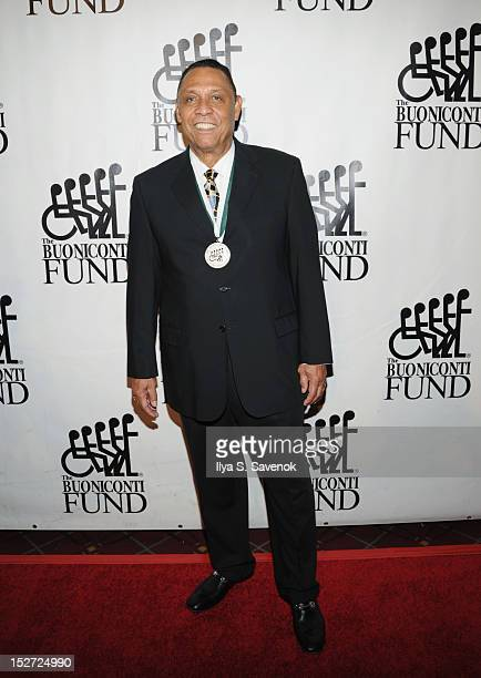 Former Major League Baseball Player Tony Perez attends the 27th Annual Great Sports Legends Dinner to benefit the Buoniconti Fund to Cure Paralysis...