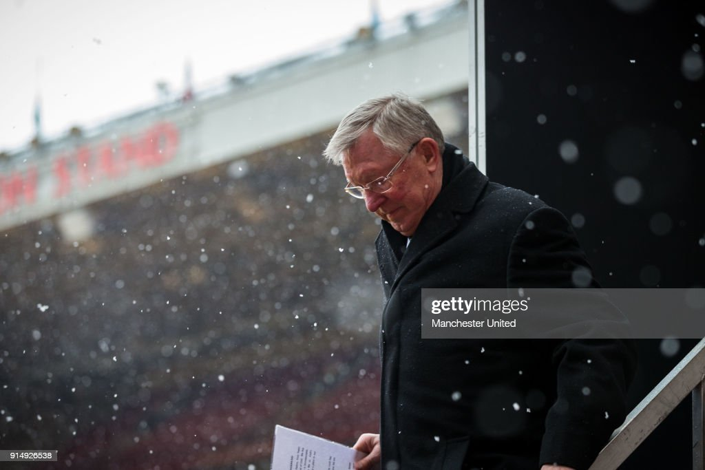 60th Anniversary of Munich Air Disaster - Old Trafford Ceremony