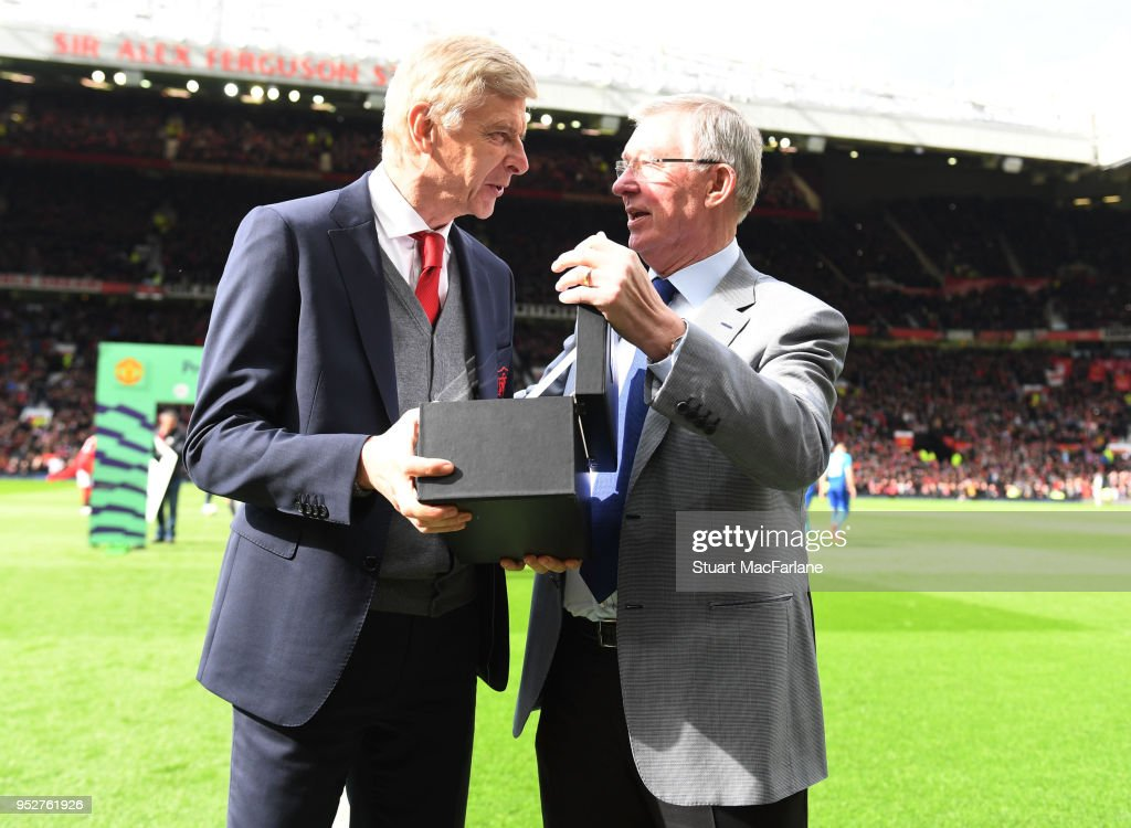 Sir Alex Ferguson gets tribute from Pep Guardiola and Arsene Wenger