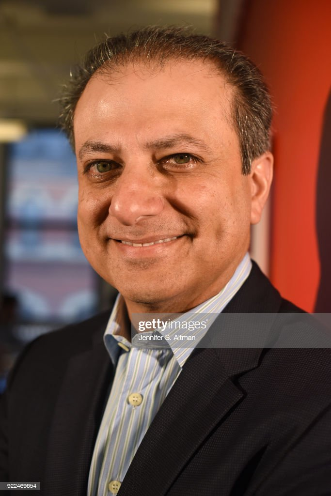 Former Manhattan U.S. Attorney Preet Bharara is photographed for USA Today on September 13, 2017 in New York City.