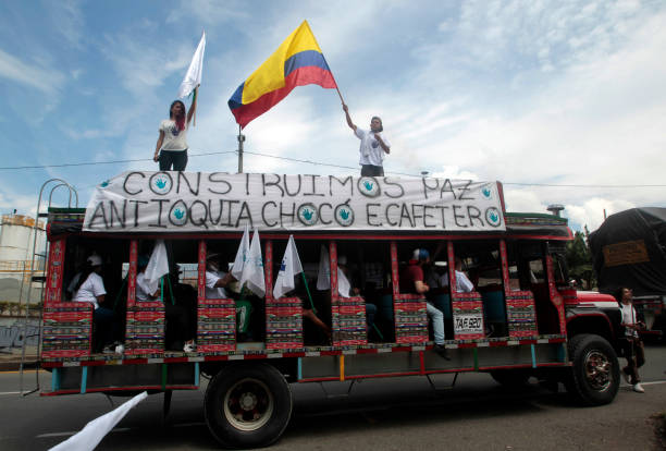 COL: Former FARC Members Demand Compliance of Peace Deal