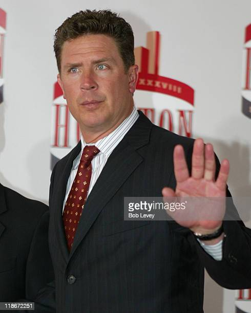 Former Miami QB Dan Marino and new VP of Football Operations for the Miami Dolphins A Houston Salute to 38 of Houston's All Time Great Athletes and...