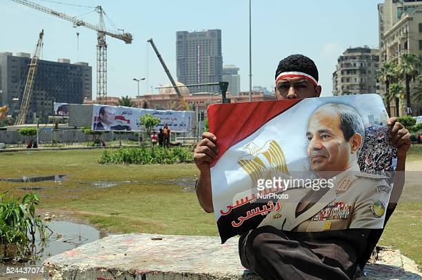 Former military chief Abdel Fattah Al Sisi was officially declared president of Egypt on Tuesday less than a year after he orchestrated a coup that...