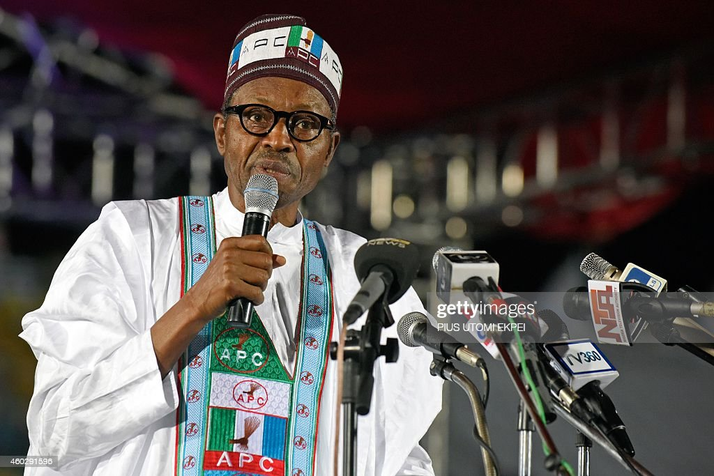 NIGERIA-VOTE-OPPOSITION : News Photo