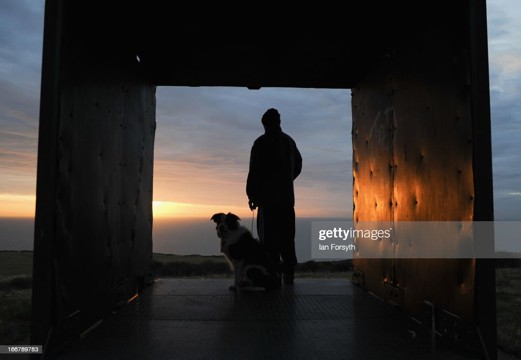 A former miner stands at dawn in the former pit cage from Easington Colliery that used to take miners down into the mine on April 17, 2013 in Easington, England. Former miners and their families are today holding a commemoration party for the closure of the pit at Easington Colliery; coinciding with the ceremonial funeral for Baroness Thatcher, who took on the mining union during the miners' strike which ultimately led to the closure of the mines and the loss of jobs. Dignitaries from around the world today join Queen Elizabeth II and Prince Philip, Duke of Edinburgh as the United Kingdom pays tribute to former Prime Minster Baroness Thatcher during a Ceremonial funeral with military honours at St Paul's Cathedral. Lady Thatcher, who died last week, was the first British female Prime Minister and served from 1979 to 1990.