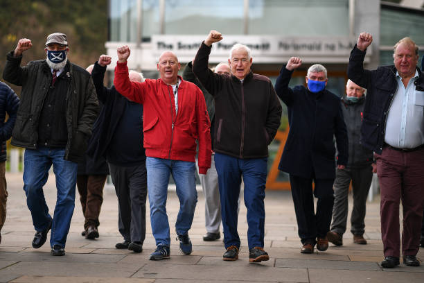 GBR: Scottish Government To Pardon Miners Convicted During 1980s Strike