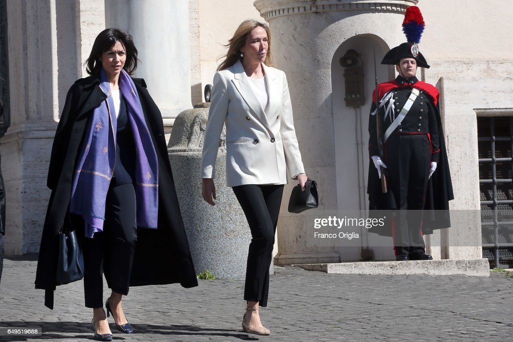 International Women's Day Celebrations At Quirinale - Arrivals