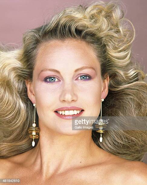 Former Miss South Africa and Miss World 1974 model actress and mother Anneline Kriel