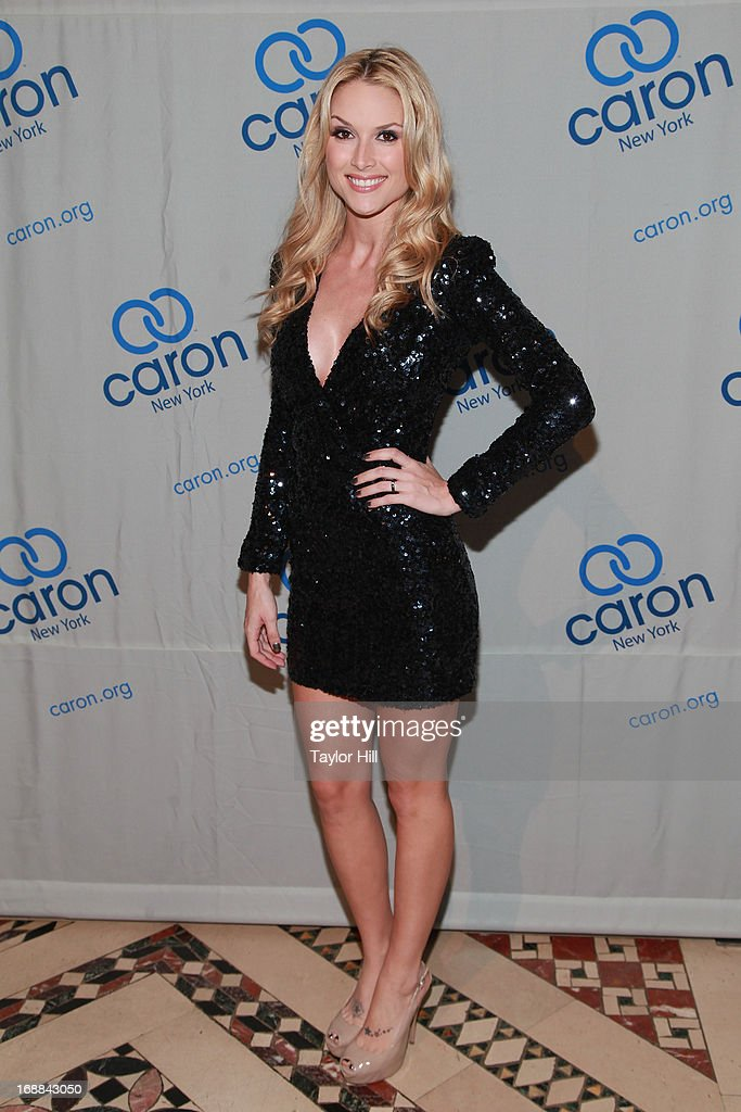 Former Miss USA Tara Conner attends the 2013 Caron New York Gala at Cipriani 42nd Street on May 15, 2013 in New York City.