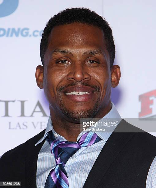 Former mixed martial artist Kevin Randleman attends the eighth annual Fighters Only World Mixed Martial Arts Awards at The Palazzo Las Vegas on...