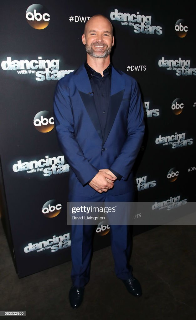 Former MLB player David Ross attends 'Dancing with the Stars' Season 24 at CBS Televison City on May 15, 2017 in Los Angeles, California.