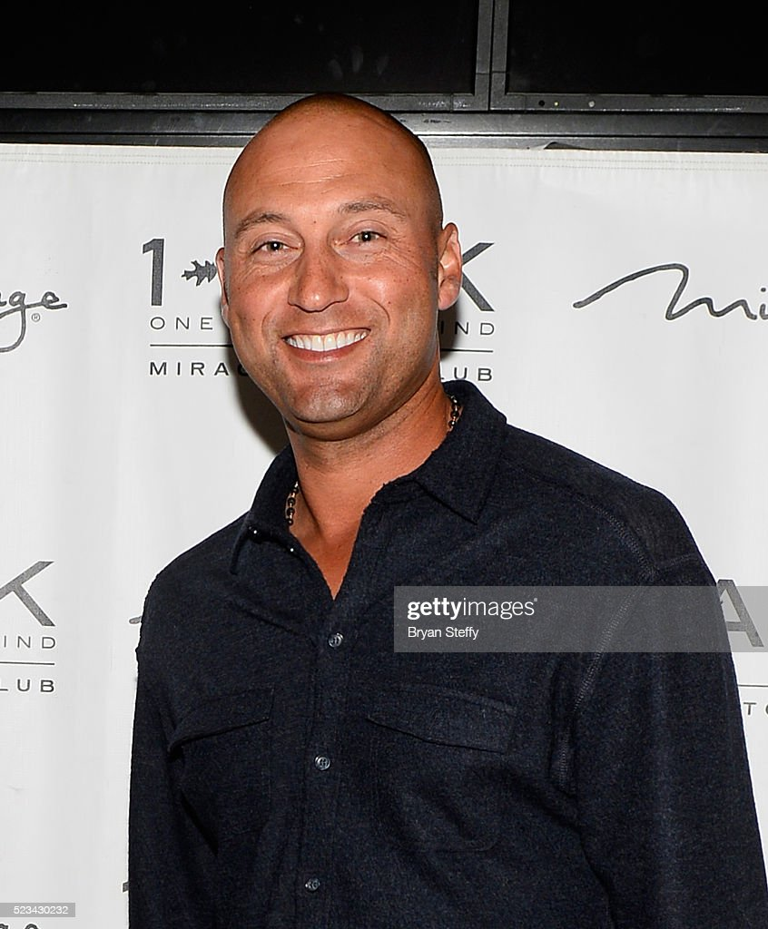 1 OAK Las Vegas Hosts The Derek Jeter Celebrity Invitational Official After Party