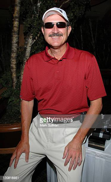 Former MLB player Rick Rhoden attends Backstage Creations at 2008 American Century Championship July 9 2008 at Harrahs Lake Tahoe in Lake Tahoe Nevada