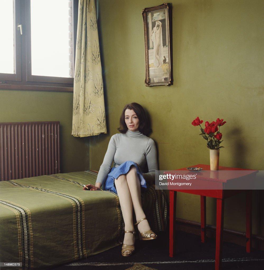 Christine Keeler : News Photo