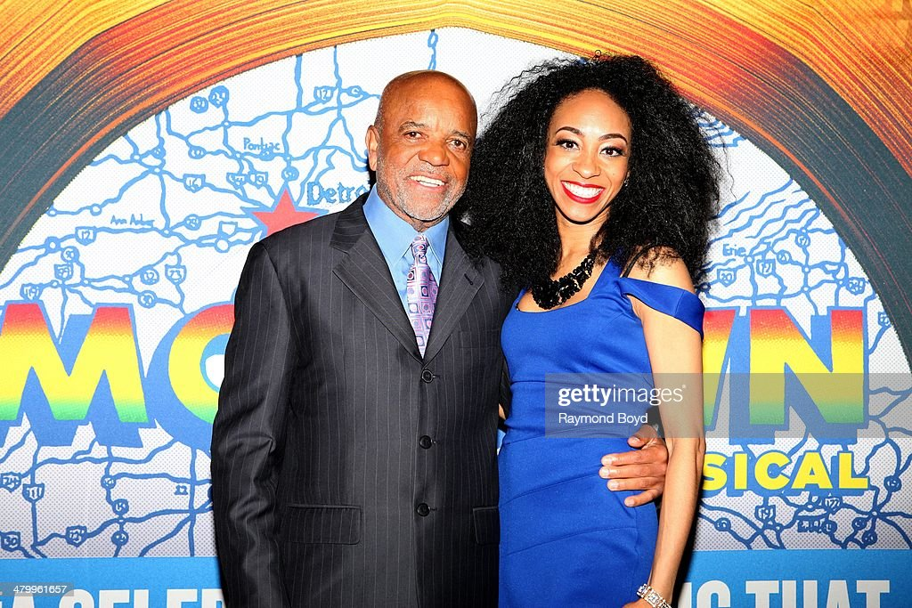 Motown The Musical Chicago Press Conference : News Photo