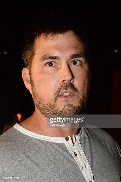Former Navy SEAL Marcus Luttrell attends Spike TV's Guys Choice 2014 at Sony Pictures Studios on June 7 2014 in Culver City California