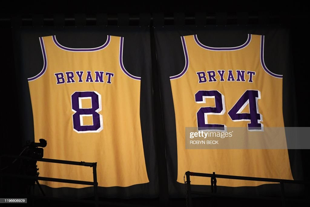 US-ACCIDENT-BASKET-NBA-BRYANT : News Photo