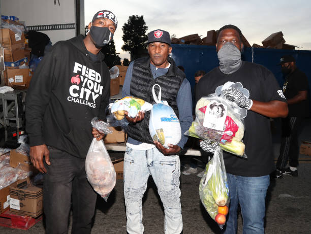 CA: Dr. Dre Partners With Feed Your City Challenge To Feed The Compton Community For The Holidays