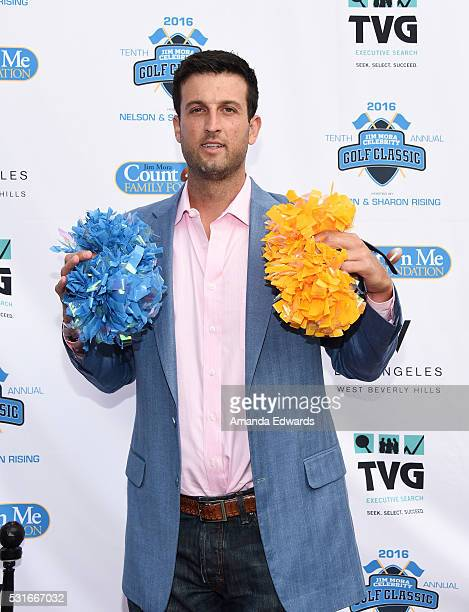 Former NBA player Jason Kapono arrives at the VIP celebrity cocktail reception for the 10th Annual Jim Mora Celebrity Golf Classic For The Jim Mora...