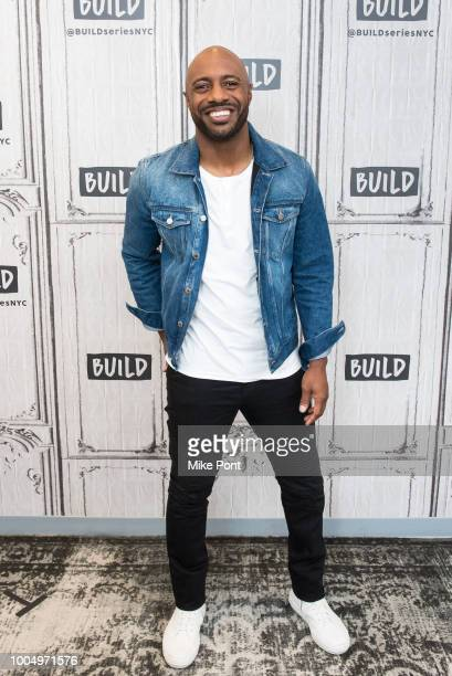 Former NBA player Jay Williams visits Build Series at Build Studio on July 24 2018 in New York City