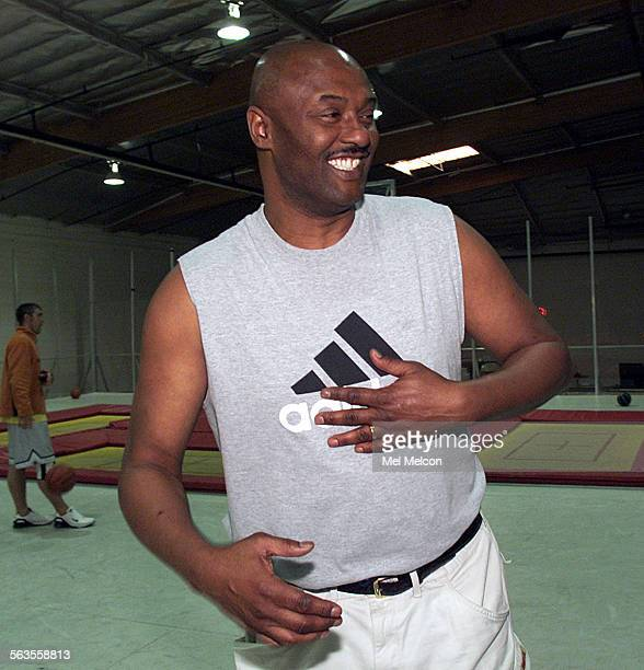 Former NBA player Joe Jellybean Bryant is the coach of a basketball team called the Diablos that is part of Slamball league to be televised on Spike...