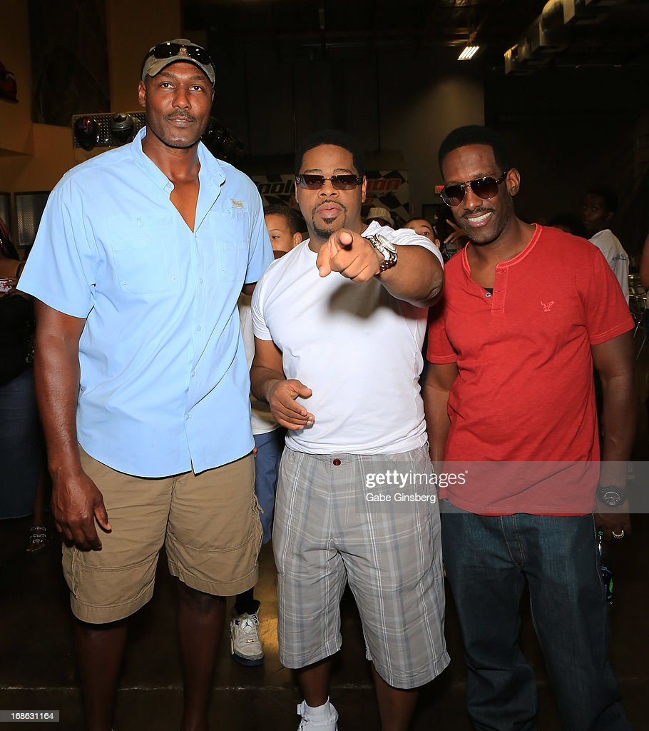 "Boyz II Men Host ""Boyz II Men House"" Charity Event"