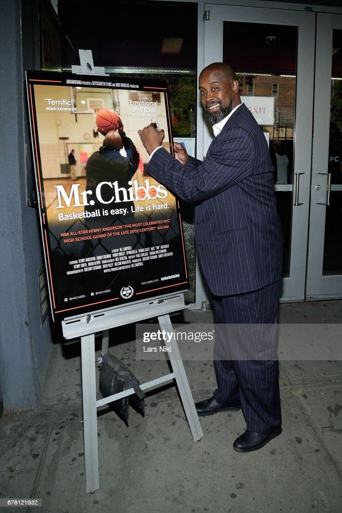 MR. CHIBBS Opening Night in New York City
