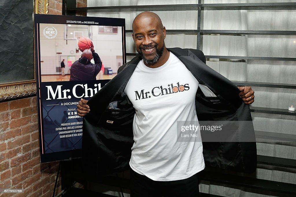 Mr. Chibbs World Premiere