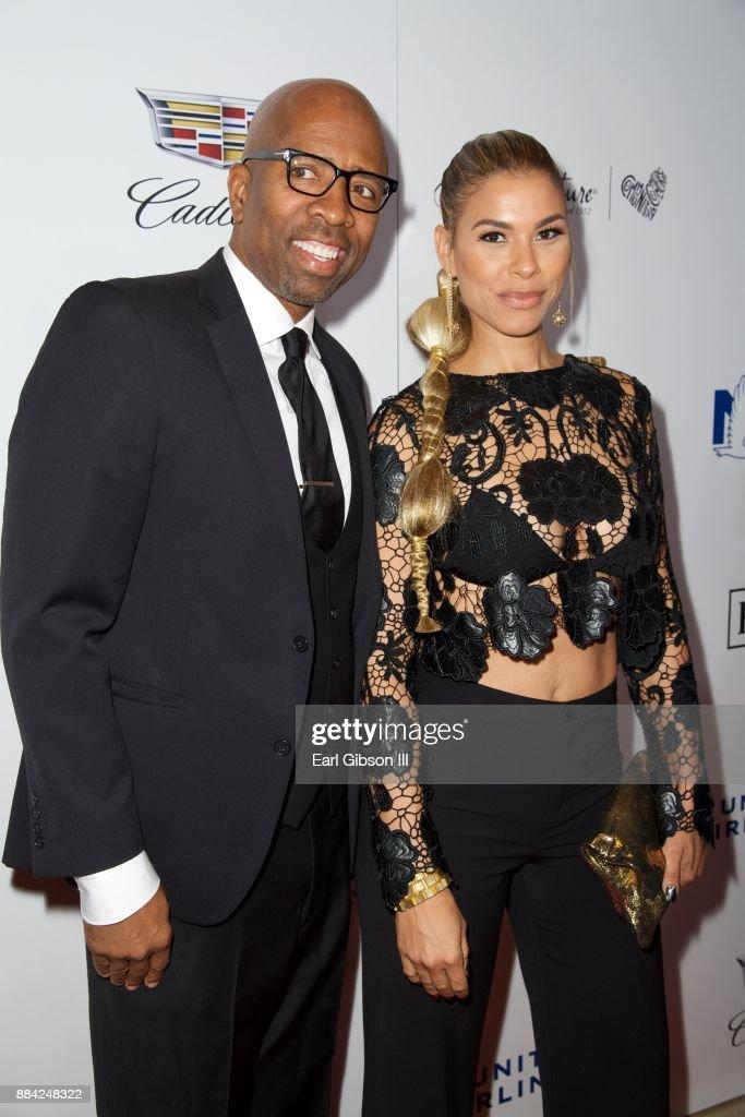 Ebony Magazine's Ebony's Power 100 Gala - Arrivals : News Photo