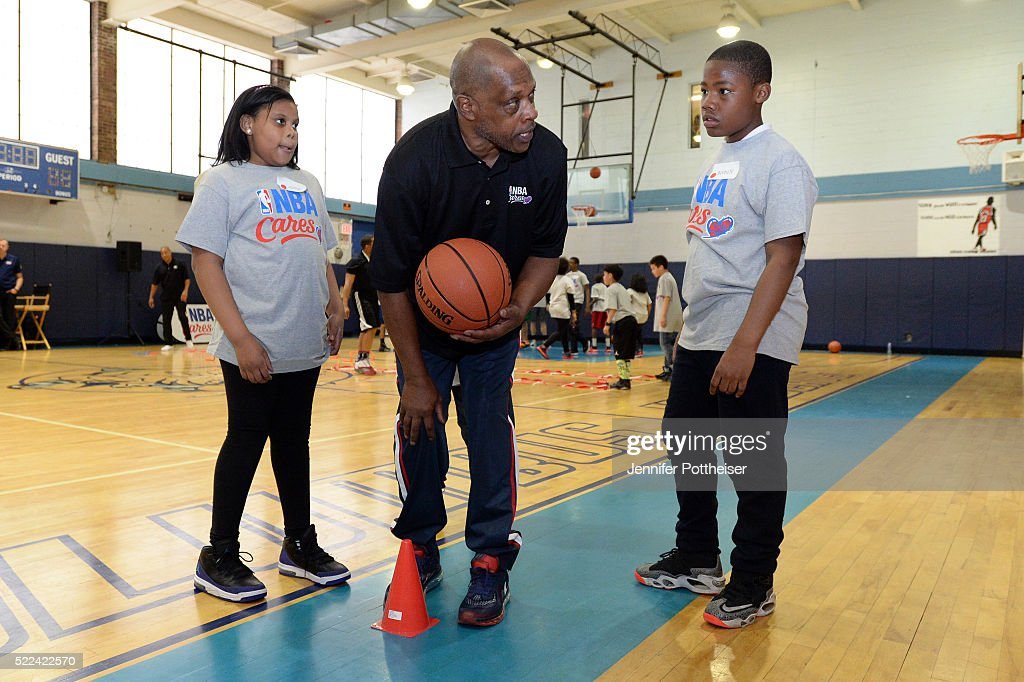 2015-16 NBA Cares Events