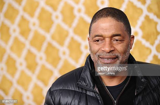 Former NBA player Norm Nixon attends the premiere of Confirmation at Paramount Theater on the Paramount Studios lot on March 31 2016 in Hollywood...