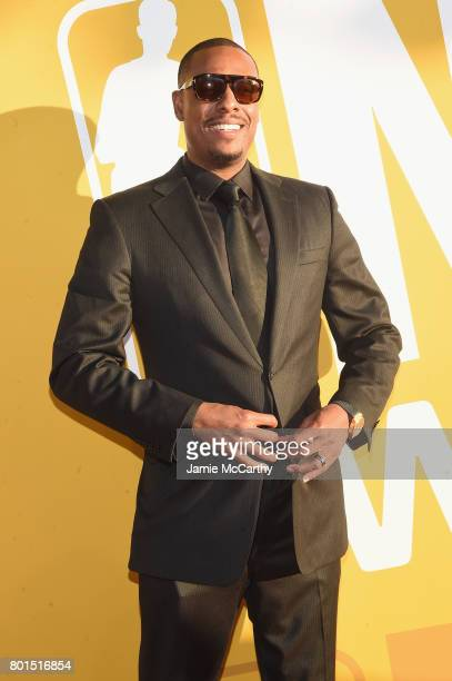 0583f4d2334 Former NBA player Paul Pierce attends the 2017 NBA Awards live on TNT on  June 26