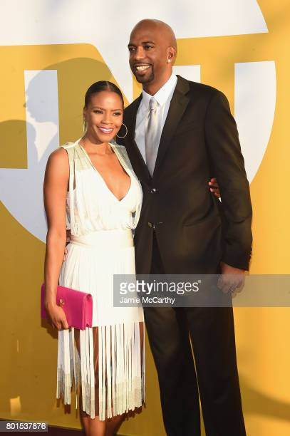 Former NBA player Richard Hamilton attends the 2017 NBA Awards live on TNT on June 26 2017 in New York New York 27111_003