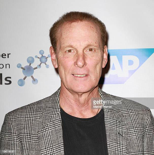 Former NBA player Rick Barry attends the 8th All Star Celebrity Classic benefiting the Mr October Foundation for Kids at Cosmopolitan Hotel on...
