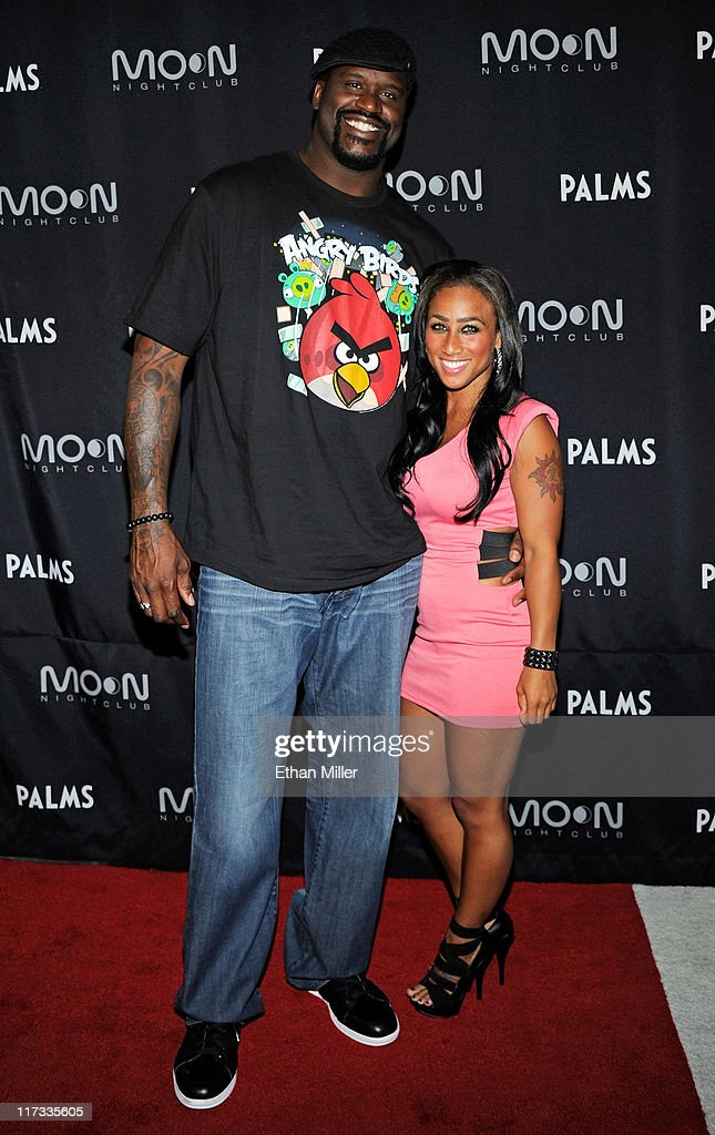 Shaquille O'Neal's Official Retirement Party At Moon Nightclub At The Palms Casino Resort