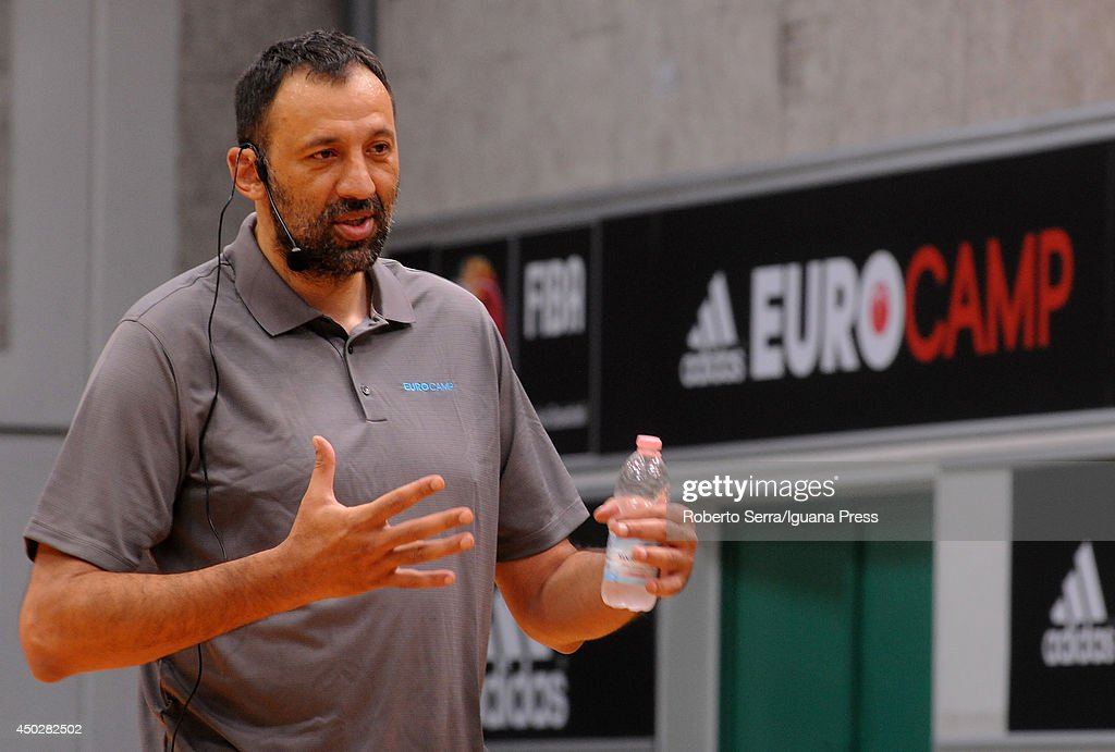 Adidas Eurocamp - Day 2 : News Photo