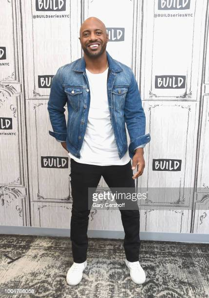 Former NBA playerJay Williams visits Build Series to discuss the documentary web television series 'Best Shot' at Build Studio on July 24 2018 in New...