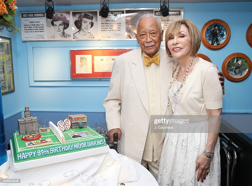 David Dinkins Birthday Celebration
