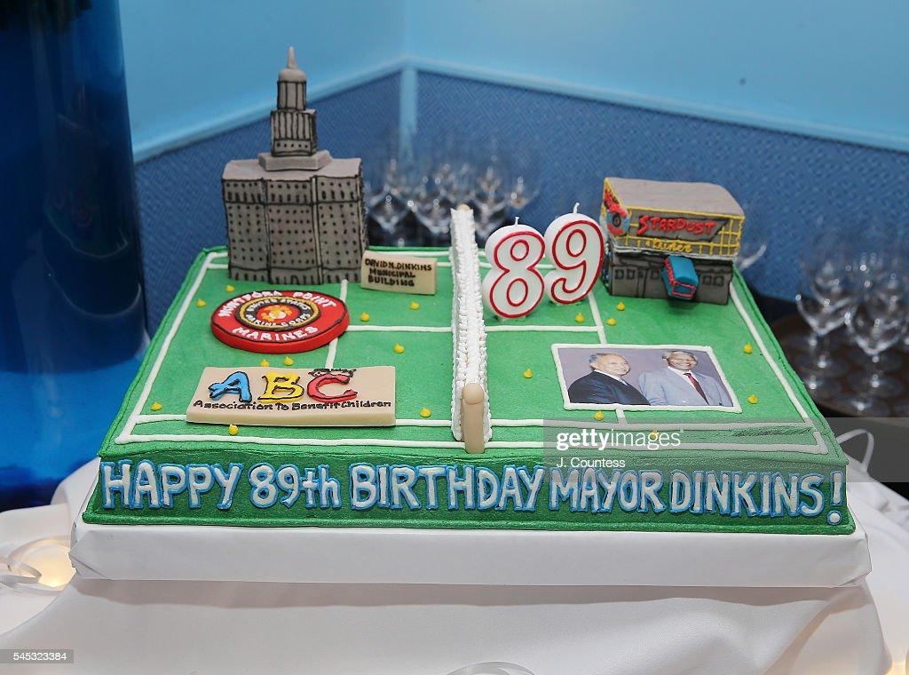 Strange Former New York City Mayor David Dinkins Birthday Cake Funny Birthday Cards Online Elaedamsfinfo