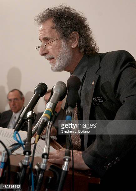 Former New York Detective Frank Serpico speaks at the Government Accountability Project's Paul Revere Forum National Security Whistleblowers Speak on...