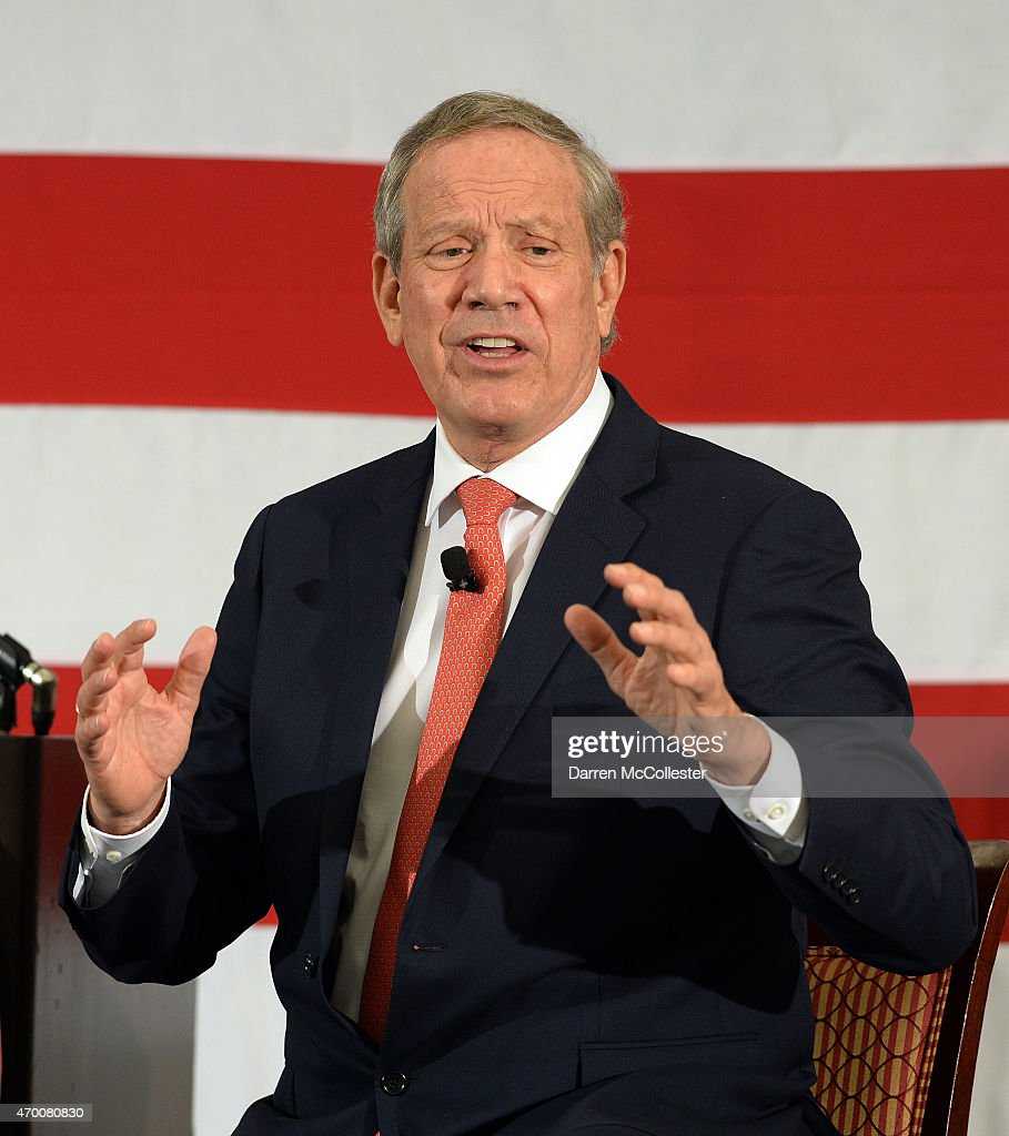 First In The Nation Republican Leadership Summit Held In New Hampshire : News Photo