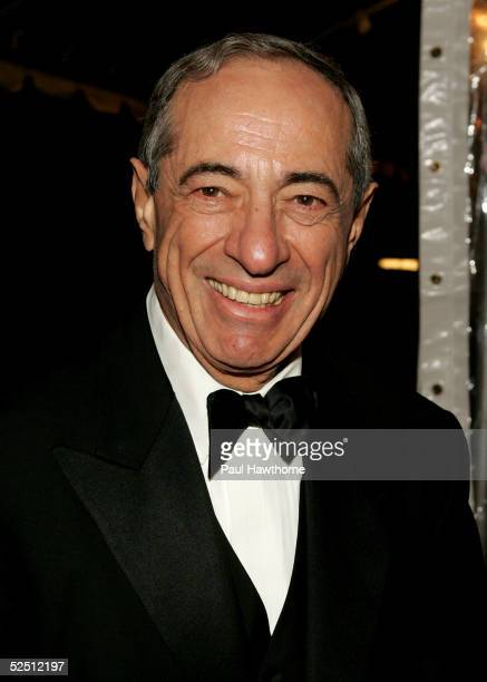 Former New York Gov Mario Cuomo attends the Lincoln Center for the Performing Arts annual Spring Gala in Damrosch Park Lincoln Center March 30 2005...