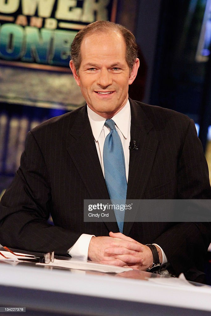 """Eliot Spitzer Visits FOX Business' """"Power And Money With David Asman"""""""