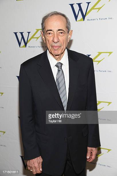 Former New York Governor Mario Cuomo attends the 3rd annual Elly Awards luncheon at The Plaza Hotel on June 25 2013 in New York City