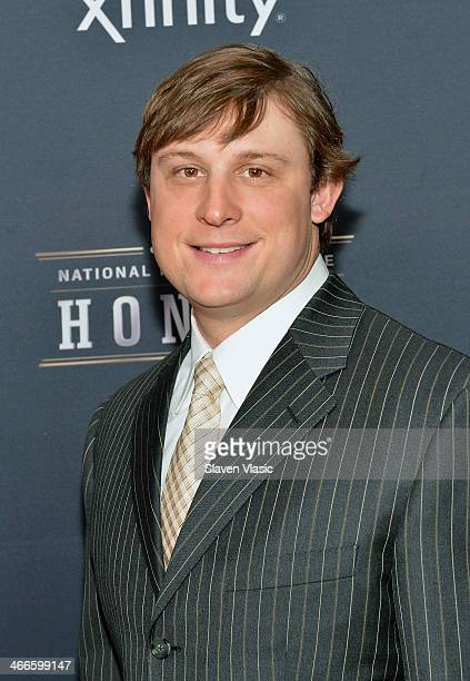 Former New York Jets quarterback Chad Pennington attends the 3rd Annual NFL Honors at Radio City Music Hall on February 1 2014 in New York City