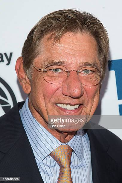 Former New York Jets Quarterback Joe Namath attends the 22nd Annual Gridiron Gala at New York Hilton Midtown on May 12 2015 in New York City