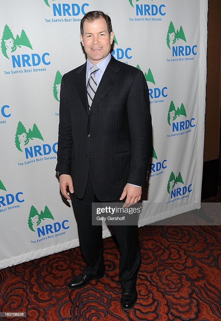 Former New York Ranger Mike Richter attends the 2013 National Resource Defense Council Game Changer Awards at the Mandarin Oriental Hotel on March 14, 2013 in New York City.